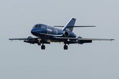 Dassault falk 20 royaltyfria bilder