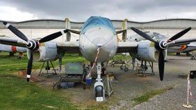 Dassault MD312 Flamant Obraz Stock