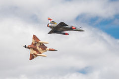 Dassault miraż 2000N zdjęcia stock