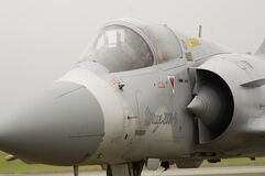 Dassault Mirage 2000 Stock Images
