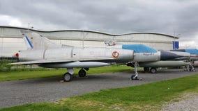 Dassault Mirage III C Royalty Free Stock Images