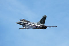 Dassault Rafale side view Royalty Free Stock Images