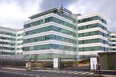 Dassault Systemes Company Fotografia Stock Libera da Diritti