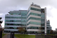 Dassault Systemes Company Stock Image