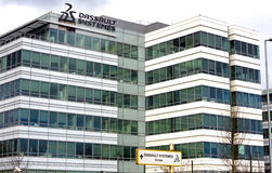 Dassault Systemes Company Royalty Free Stock Images