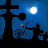 Dasshera festival Stock Images