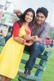 Dasun Nîshan and nadeesha rangani Stock Photography