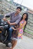 Dasun Nîshan and nadeesha rangani Royalty Free Stock Photos