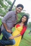 Dasun Nîshan and nadeesha rangani Royalty Free Stock Photography