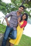 Dasun Nîshan and nadeesha rangani Stock Image