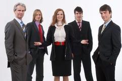 Dat is mijn team Stock Foto's