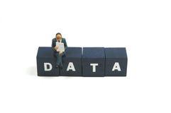 Data stock photography