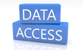 Data Access Stock Images