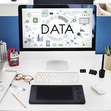 Data Analysis Information Technology Concept Royalty Free Stock Photography