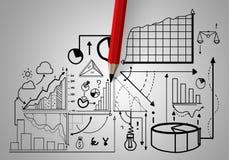 Data analysis Stock Image