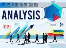 Data Analysis Storage Information Concept Royalty Free Stock Photos