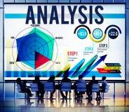 Data Analysis Storage Information Concept Royalty Free Stock Photo