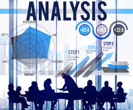 Data Analysis Storage Information Concept Royalty Free Stock Images