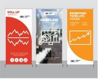 Data analytics, Analytics Settings, Text settings bubble roll up. Data analytics modern business roll up banner design template, Analytics Settings creative Stock Images