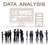 Data Analytics Progress Summary Computer Concept Stock Images