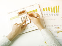 Data Analyzing Stock Image