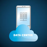 Data base design. Illustration eps10 graphic Stock Photos