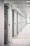 Data Center. Internet Service Providers Premises - Datacenter royalty free stock image