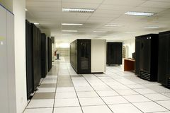 Data Center Royalty Free Stock Photos
