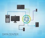 Data center. Stock Image