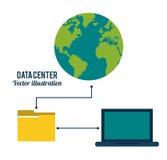 Data center design Stock Images