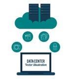 Data center design Stock Photography