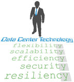 Data Center Technology Strategy Stock Photography