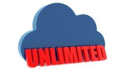 Data cloud Royalty Free Stock Photos