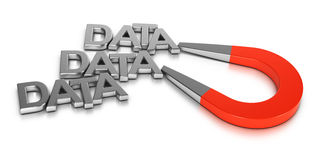 Data Collection Concept Stock Image