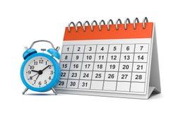 Data da nomeação ou conceito do fim do prazo ilustração do vetor