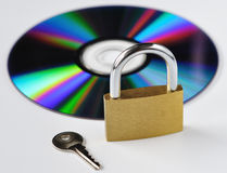 Data encryption. Information security and data protection. data encryption Stock Photography
