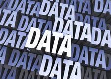 Data Everywhere Stock Image