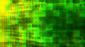 Data Glitch Streaming Data Distortion 11020 Stock Images