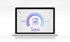 Data Information Documents Icon Concept Royalty Free Stock Photo