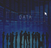 Data Information Technology Hardware Concept Stock Photography