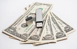 Data Is Money Stock Photos