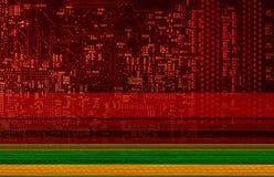 Data loss file Stock Image