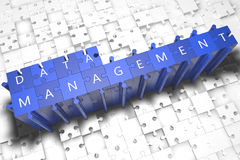 Data Management Stock Images