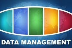 Data Management Stock Image