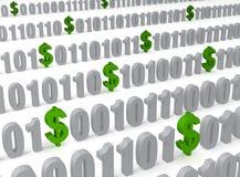 Data mining Immagine Stock