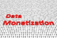 Data monetization Stock Photos