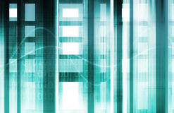 Data Network Royalty Free Stock Photo