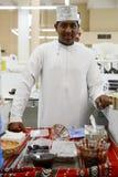 Data o vendedor em Omã fotografia de stock royalty free