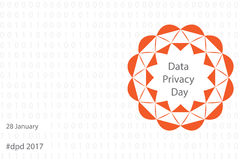 Data privacy day Stock Image