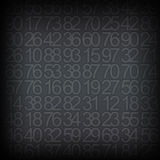 Data protection background Stock Photography